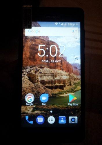 Telefono Celular Hyundai E501 Dual Sim 7.0 Android