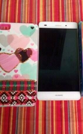 Telefono Huawei P8 Lite