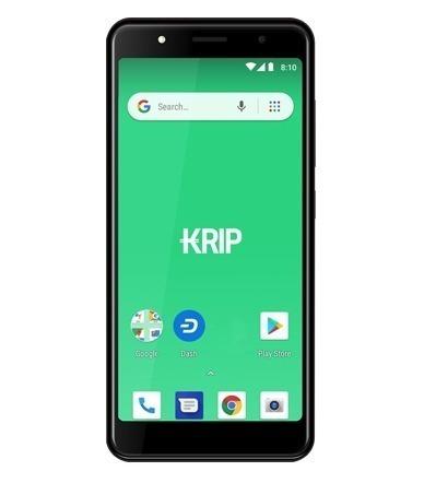 Teléfono Celular Económico Liberado Dual Sim Krip K6