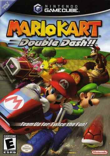 Vendo Mario Kart De Nintendo Gamecube