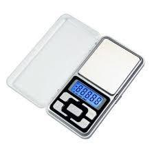 Balanza Digital 500 Gr Ideal Para Joyas Prendas