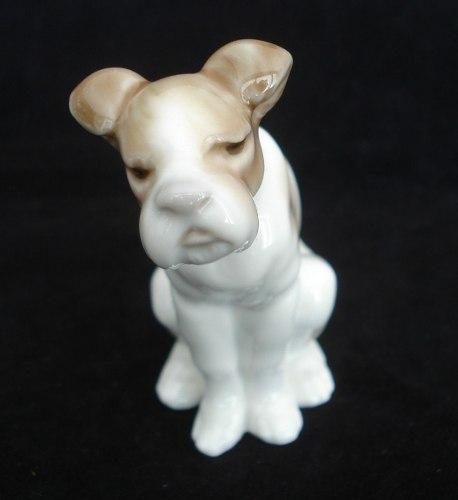 Figura De Porcelana Lladro Perro Vagabundo Catalogo #