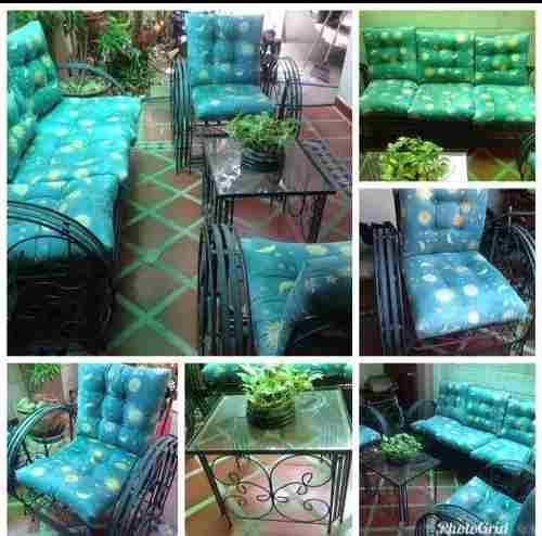 Juego De Muebles De Jardín O Terraza