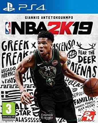 Juego Nba 2k19 Ps4 (codigo Digital) Primario