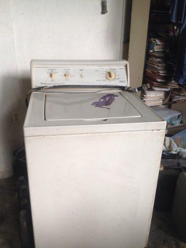 Lavadora Automatica 14 Kilos, Marca Amana Acepto Bitcoin