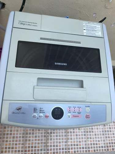 Lavadora Samsung De 7 Kilos Leer Descripción