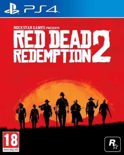 Red Dead Redemption 2 Ps4 Dgital Principal