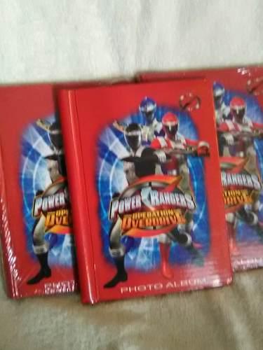 Album Fotográfico De Los Power Rangers
