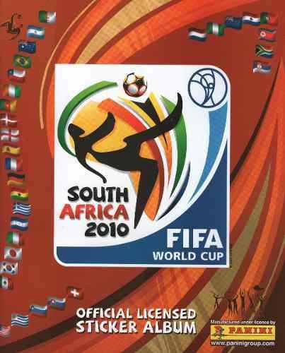 Album Panini Mundial De Futbol Sur Africa 2010