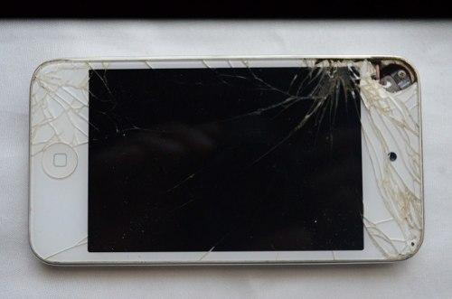 Apple Ipod Touch 4ta Generacion Blanco 32 Gb