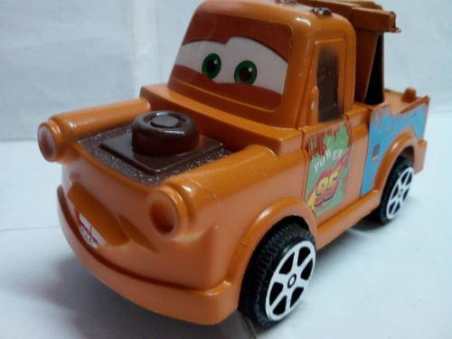 Carro Cars Rayo Mcqueen Mate Colección Carritos 10 Cm Nuevo