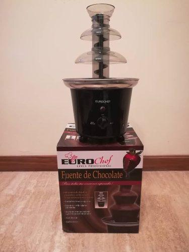 Fuente De Chocolate Profesional Eurochef