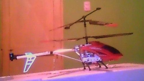 Helicóptero A Control Remoto Con Luces