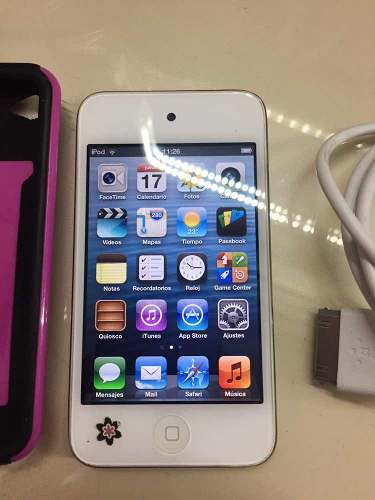 Ipod Touch 4ta Generacion De 32gb