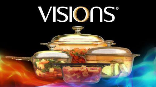 Juego De Ollas Visions 10 Piezas
