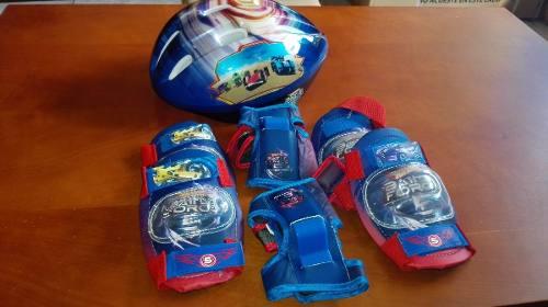 Juego De Protección Para Niños Hot Wheels