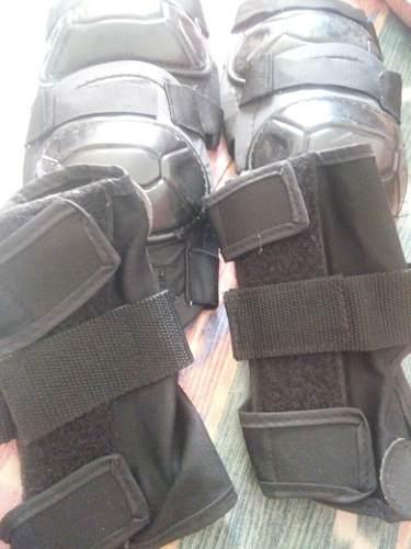 Juego De Protectores Para Rodillas Codos Y Muñecas