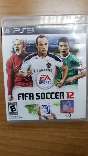 Juego De Ps3 - Fifa Soccer