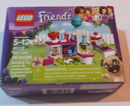 Lego De 50 Piezas Para Niñas, Cocina Con Perrito