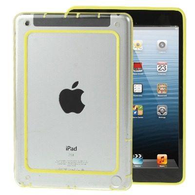 Para Iphone Ipad Mini 1 2 3 Estuche Color Tpu Plastic Dtht