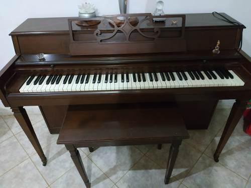 Piano Wurlitzer Usado En Perfecto Estado