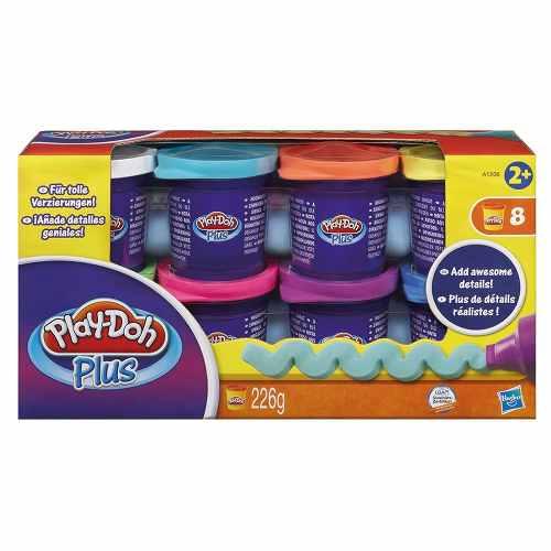 Play Doh, Play Doh Plus Color 8 Unidades
