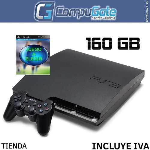 Playstation 3 1 Control 1 Juego En Perfecto Estado Garantia