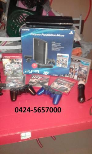 Playstation 3 Super Slim 250gb
