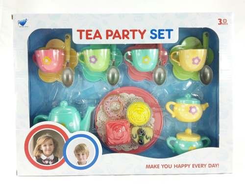 Set De Te De Juguetes Para Niños
