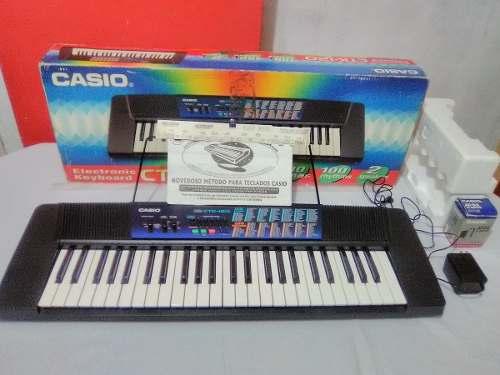 Teclado Casio Ctk 120 Como Nuevo
