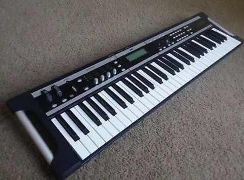 Teclado Synth Korg X50 En Perfecto Estado Con Forro