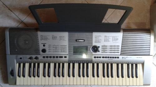Teclado Yamaha Psr E 403, Paral, Banquito Y Estuche