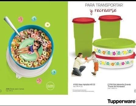 Tupperware,vasos,platos,envases,taza,ensaladera,modulares