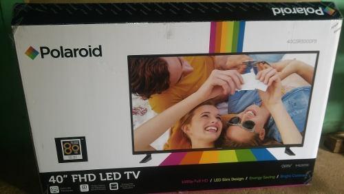 Tv Polaroid De 40 Fhd Led Nuevo En Caja