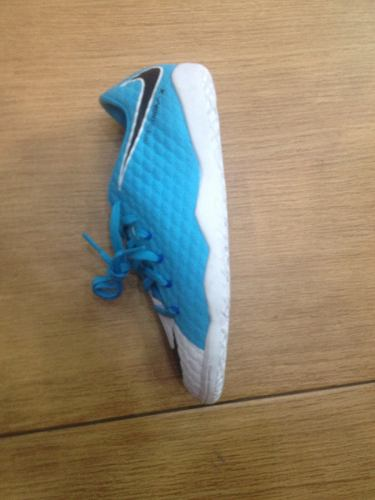 Zapatos Nike Hipervenom Nuevos Suela Lisa Para Futsal