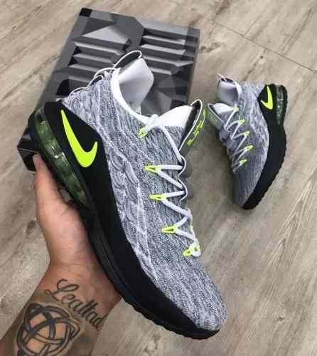Zapatos Nike Lebron Low 15 De Caballero