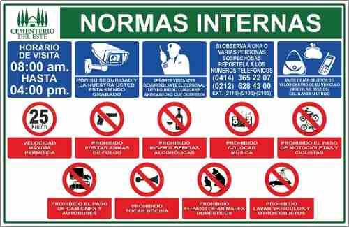 Avisos De Seguridad Industrial (fabrica)