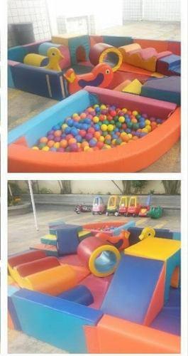 Baby Gym De 40 Piezas De Goma Espuma