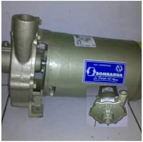 Bomba De Agua De 2 Caballos 2 Hp. Equipo Nuevo Modeo Cld200