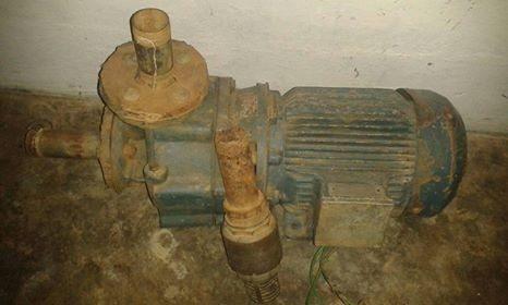 Bomba De Agua De 5hp, 5 Caballos, Eléctrica Trifasica