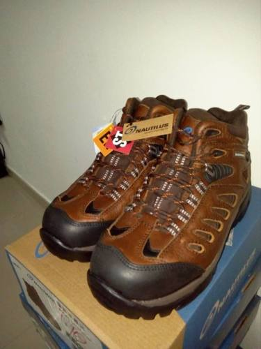Botas De Seguridad Nautilus N Steel Safety Toe