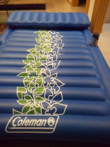 Colchón Inflable Coleman Para Piscina.. (dos Puestos)