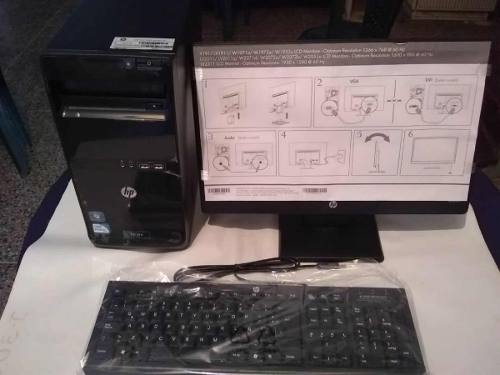 Computador Hp Business Desktop Pro 340, Teclado Hp Y Monito
