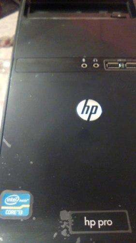 Computador Hp Con Monitor Hp (original)