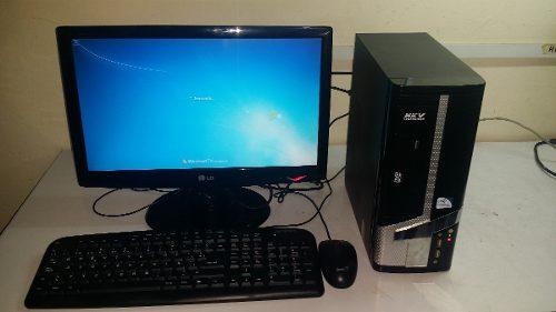 Computadora Intel Pentium Dual Cire Eghz 2gb 320dd