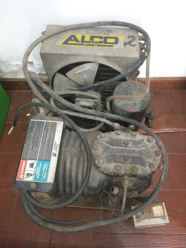 Condensadora De 1/2 Caballo En Conservacion Con Evaporador