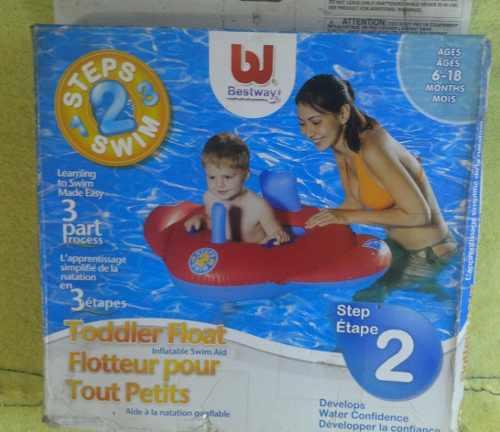 Flotador,salvavidas Inflables Para Niños De 6 A 18 Meses