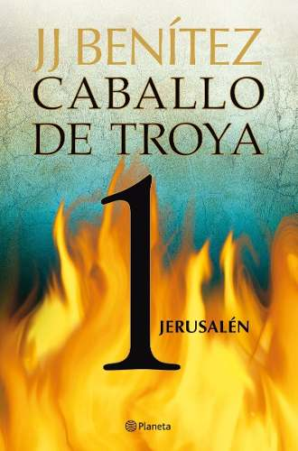 J.j Benitez - Saga Caballo De Troya 9 Libros Coleccion
