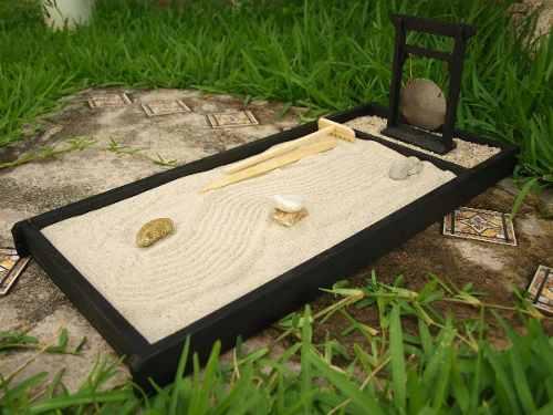 Jardín Zen Grande Medidas 23cm X 49cm
