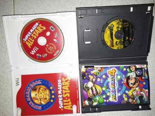 Juegos De Wii Y Gamecube Originales